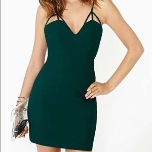 New with tag Nasty Gal summer mini dress